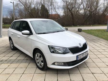 Škoda Fabia Combi 1,4 TDI • RAZGLEDAVANJE VIDEO POZIVOM
