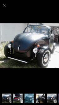 VW Beetle 1200 VOLKSROD