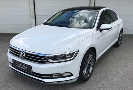 VW Passat 2,0 TDI HIGHLINE, 360 VIEW, FULL LED, KESSY, PANORAMA *FULL*