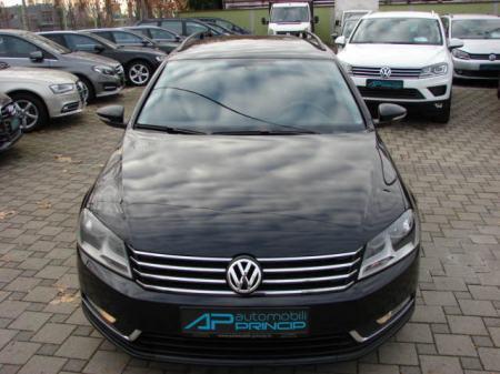 VW Passat Variant 2.0TDI DSG