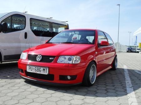 VW Polo 6N2 GTI , 2001 god.