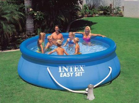 Bazeni Intex novi 244x76 sa pumpom