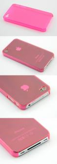 Ultra Crystal Hard Back Case For iPhone 4,4S-AKCIJA