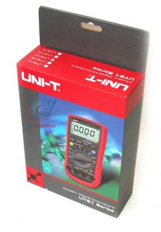 UNI-T UT61C DIGITALNI MULTIMETAR PC USB RS232
