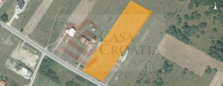 Građevinsko zemljište, Pešćenica, 9024 m2