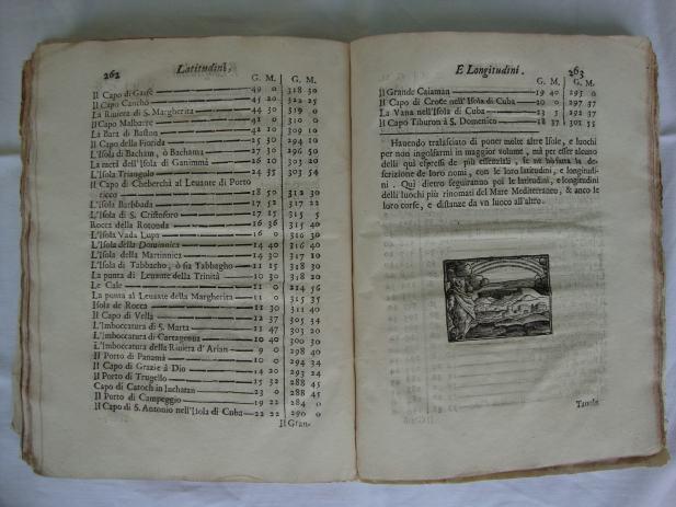 ROSA PIETRO ,LA NAUTICA RILVCENTE 1700 rare book VENEZIA