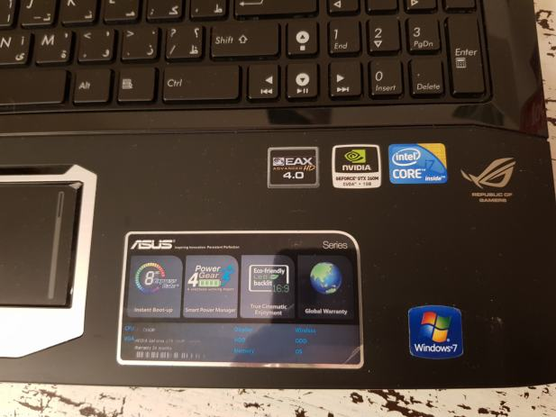 Asus G60Jx Notebook IMSM Driver