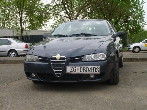 alfa romeo 156 sw 1 9 jtd multijet 2004 god. Black Bedroom Furniture Sets. Home Design Ideas