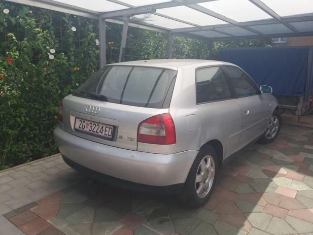 Audi A3 2000 Godiste