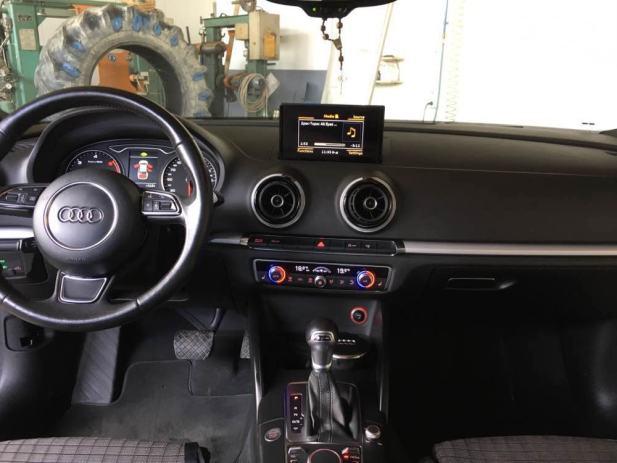 audi a3 limousine 1 6 tdi s tronic automatik 2014 god. Black Bedroom Furniture Sets. Home Design Ideas