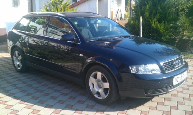 audi a4 avant 1 9 tdi automatik 2004 god. Black Bedroom Furniture Sets. Home Design Ideas