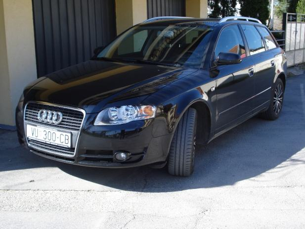 audi a4 avant 2 0 tdi automatik sekvencijski 2007 god. Black Bedroom Furniture Sets. Home Design Ideas