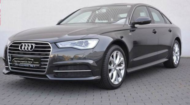 audi a6 2015 godina 2 0 tdi automatik s line 46 000 km 2015 god. Black Bedroom Furniture Sets. Home Design Ideas