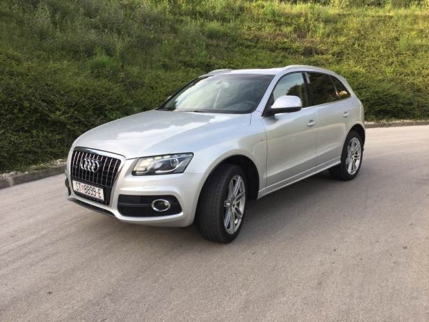 audi q5 3 0 tdi s tronic automatik 2009 god. Black Bedroom Furniture Sets. Home Design Ideas