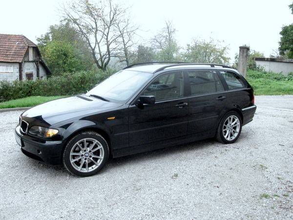 Bmw 3 E46 Touring 320d 2004 God