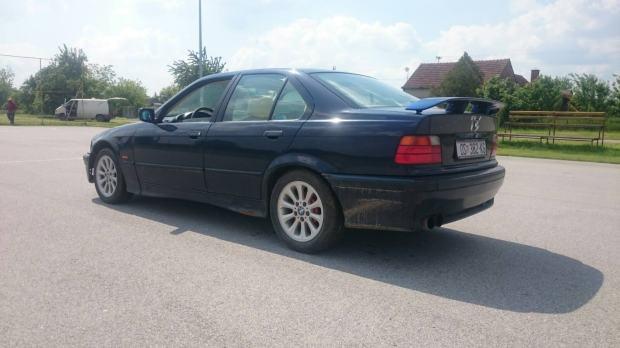 Bmw E36 316i 1998 God