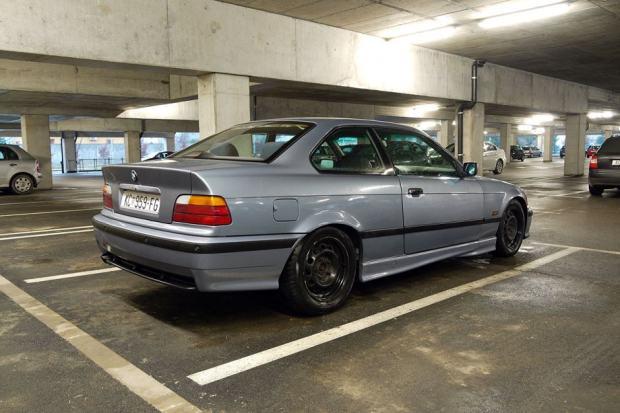 BMW E36 325i, 1996 god