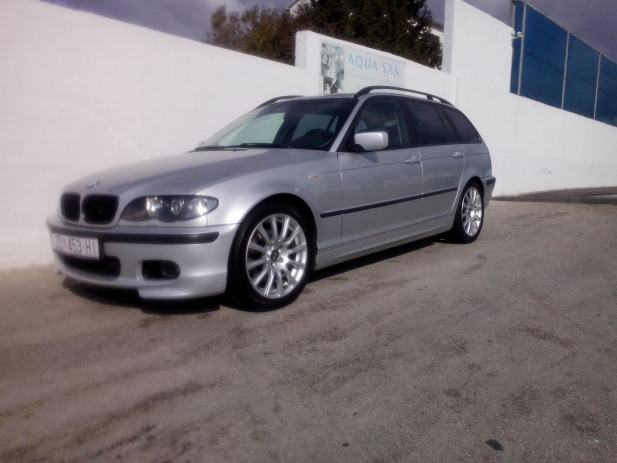 Bmw E46 320d Touring 2002 God