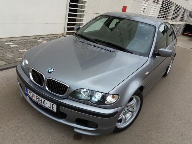 bmw e46 330d facelift m sport paket 2003 god. Black Bedroom Furniture Sets. Home Design Ideas