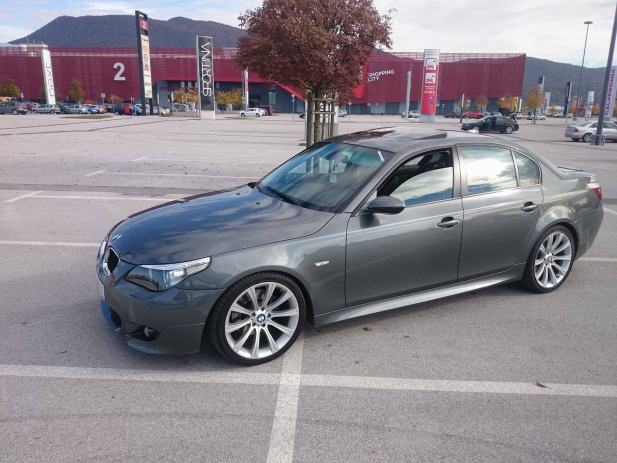 bmw e60 530d m paket remap 241 ks 2004 god. Black Bedroom Furniture Sets. Home Design Ideas