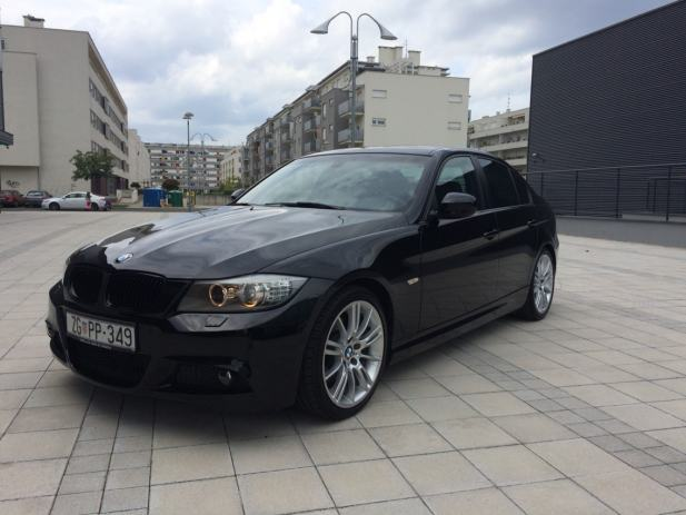bmw e90 320d lci m paket 2011 top 2011 god. Black Bedroom Furniture Sets. Home Design Ideas