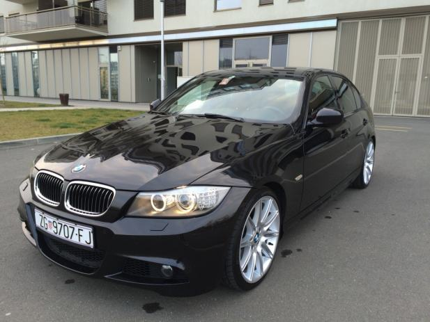 bmw e90 lci 320d 184ks m paket nov 2010 god. Black Bedroom Furniture Sets. Home Design Ideas