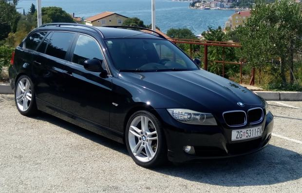bmw e91 lci touring 320d m paket 2008 god. Black Bedroom Furniture Sets. Home Design Ideas