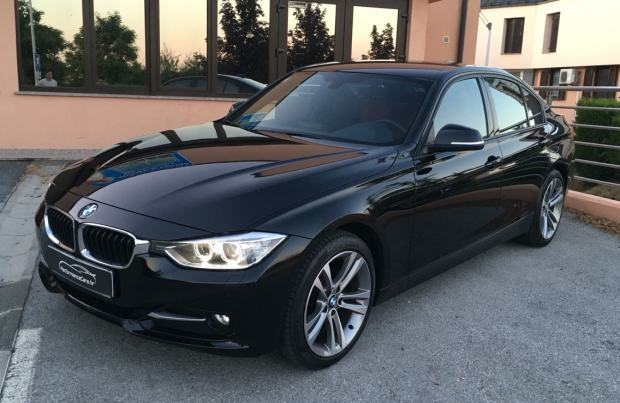 bmw f30 318d 2012 sportline automatik navi 82000km. Black Bedroom Furniture Sets. Home Design Ideas