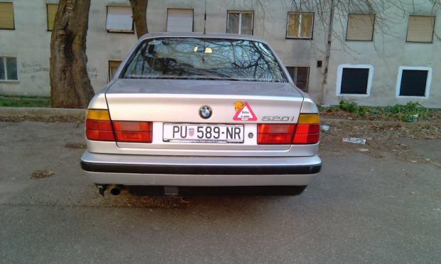 BMW Serija 5 520i 92 Godite 1992 God