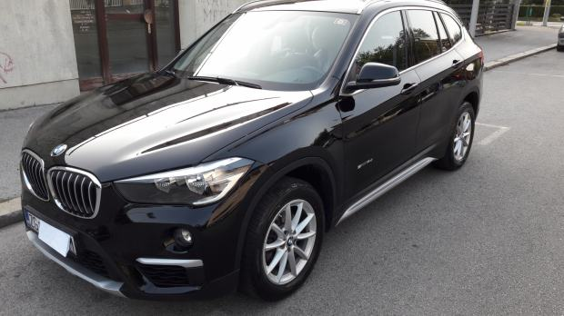 bmw x1 sdrive18d automatik 2016 god. Black Bedroom Furniture Sets. Home Design Ideas