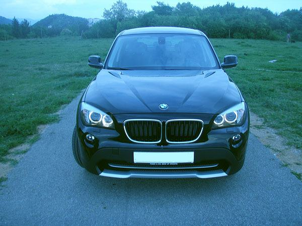 bmw x1 sdrive18d 2011 god. Black Bedroom Furniture Sets. Home Design Ideas