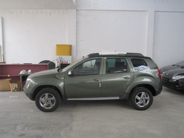 Dacia Duster 1,5 DCI 4X4 DELSEY