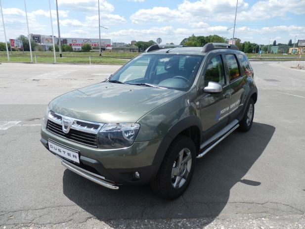 Dacia Duster 1,5 DCI 4X4 DELSEY, 2012 god.