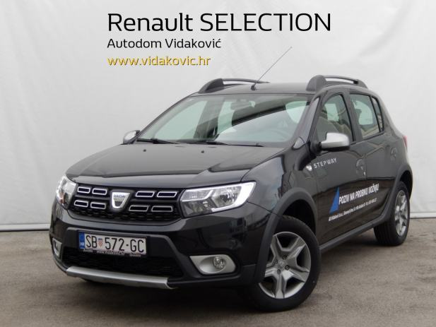 dacia sandero stepway 1 5 dci 90 prestige 2017 god. Black Bedroom Furniture Sets. Home Design Ideas