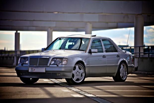 E 500 W124, 1993 g  AMG *JEDINSTVEN*, 1993 god