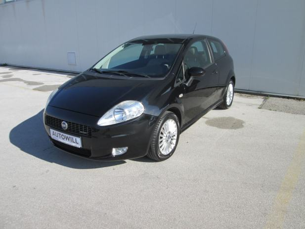 fiat grande punto 1 3 jtd autowill 2006 god. Black Bedroom Furniture Sets. Home Design Ideas