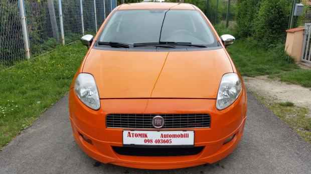 fiat grande punto 1 9 multijet sport 96kw 130ks 2008 god. Black Bedroom Furniture Sets. Home Design Ideas