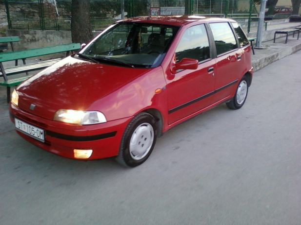 1994 fiat punto 75 elx related infomation specifications weili automotive network. Black Bedroom Furniture Sets. Home Design Ideas