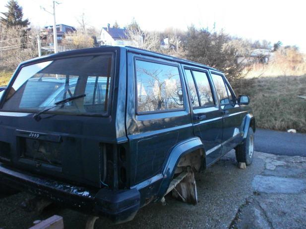 jeep cherokee 2 1 td 1987 god. Black Bedroom Furniture Sets. Home Design Ideas