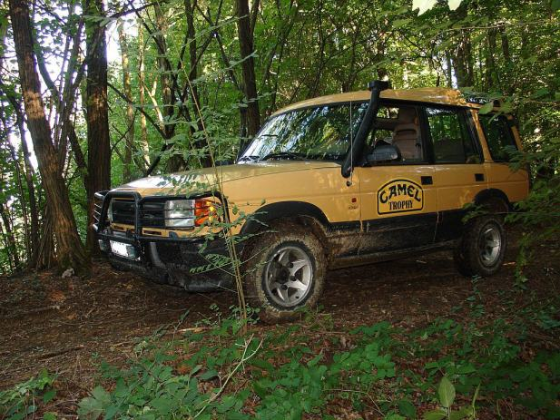 Land Rover Discovery Camel Trophy 300 Tdi 3000 Eur Fiksno