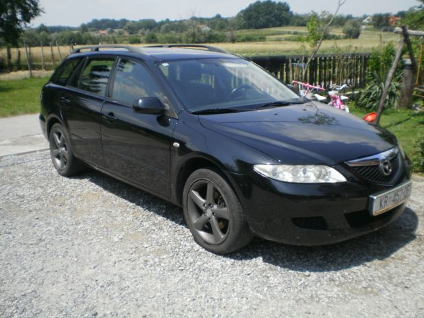 mazda 6 sport combi sport 2 3 i gt awd automatik 2002 god. Black Bedroom Furniture Sets. Home Design Ideas