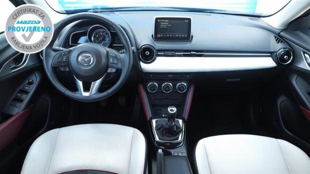 Mazda Cx 3 G150 Awd Revolution Top 2015 God