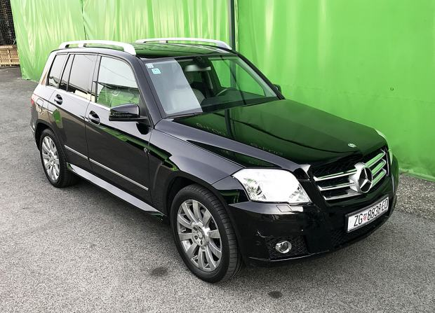 mercedes benz glk 320 cdi 4matic 2009 god. Black Bedroom Furniture Sets. Home Design Ideas