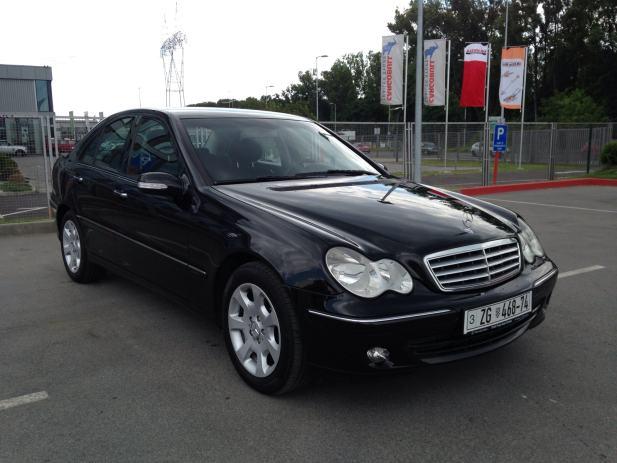Mercedes C klasa 220 CDI Elegance, 2004.Redizajn, TOP STANJE, 2004 god.