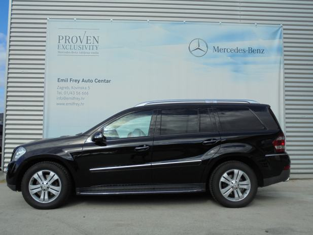 Mercedes gl 320 cdi 4matic 2007 god for 2007 mercedes benz gl320 cdi 4matic