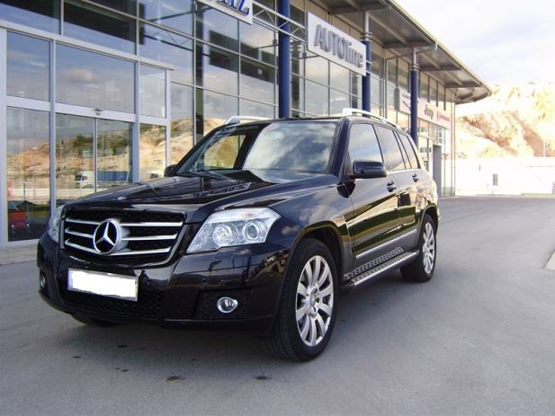 Mercedes-Benz GLK-klasa GLK 350 4 MATIC