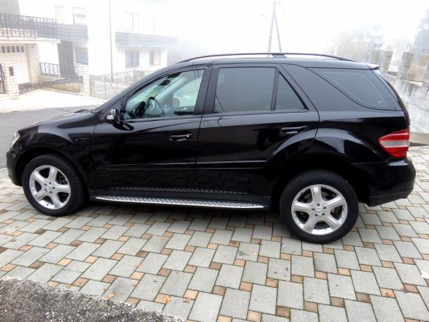 mercedes ml 320 cdi 4 matic 2007 odli an zamjena za jeftinije 2007 god. Black Bedroom Furniture Sets. Home Design Ideas