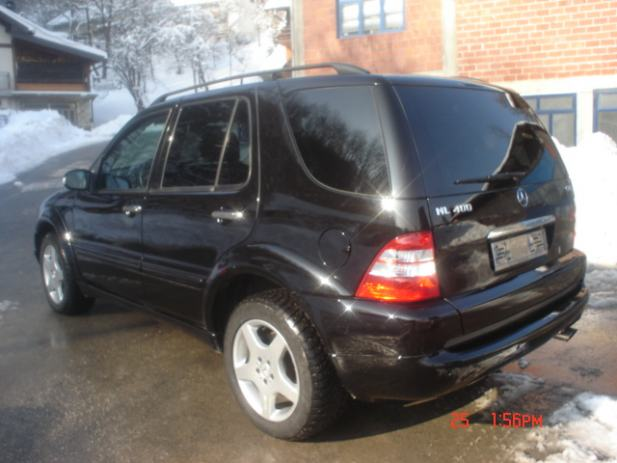 mercedes ml 400 cdi amg automatik 2002 god. Black Bedroom Furniture Sets. Home Design Ideas