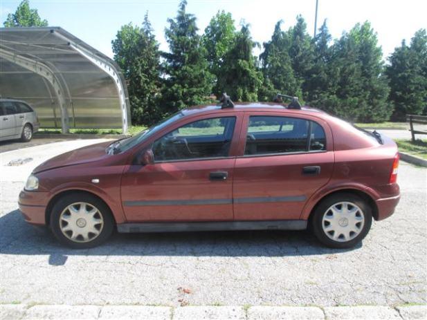 OPEL Astra 1.4 100 CV 4p. Ecotec - In commercio da 9/2012 ...
