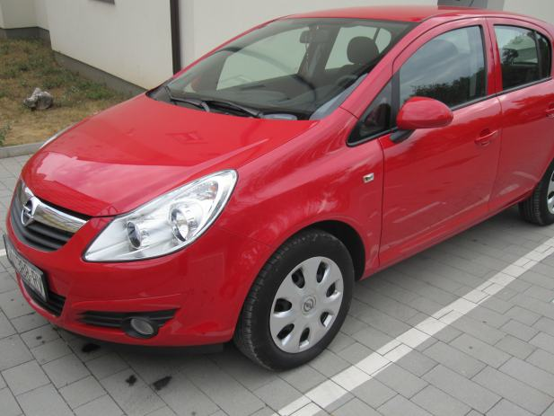 Opel Corsa 1,2 16V Enjoy Plus SNIŽENO!